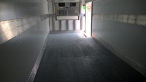 Chambre froide SB27 avec porte latérale