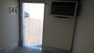 Intérieur chambre froide SB4