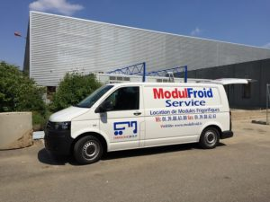 Camion Modulfroid