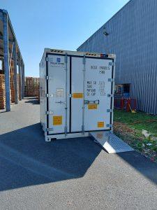 Container frigo 10'